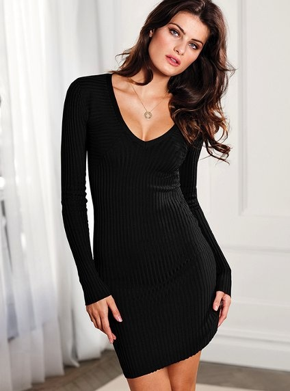 sweaterdresses from Victoria's Secret - i have a bunch of their sweater dresses and i wear them to work Fall-late spring!