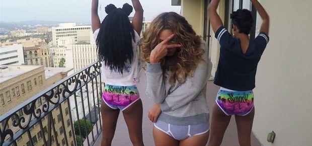 Beyonce 711 All Seeing Eye