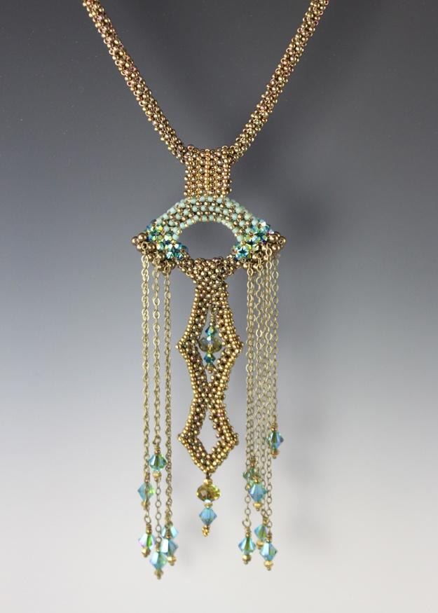 marcia decoster beadwork | Marcia DeCoster