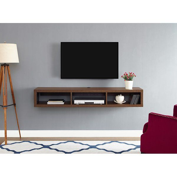 Moats Floating Tv Stand For Tvs Up To 78 Tv Wall Shelves Wall