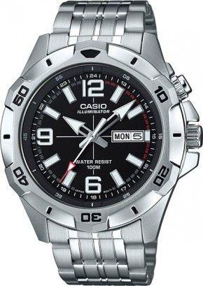 Casio Collection MTD-1082D-1AVEF férfi karóra. Super-Illuminator világítással. #Casio #Karorastore