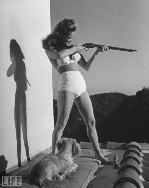 Barrel Fever: Women and Their Guns