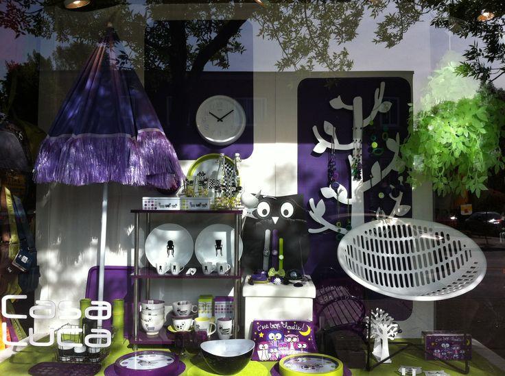Vous cherchez des bijoux ou des accessoires de maison violet? On en a tout plein!