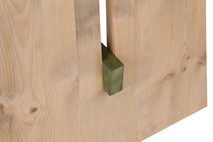 STACK detail - Haute Material (Design: Luca Pegolo)
