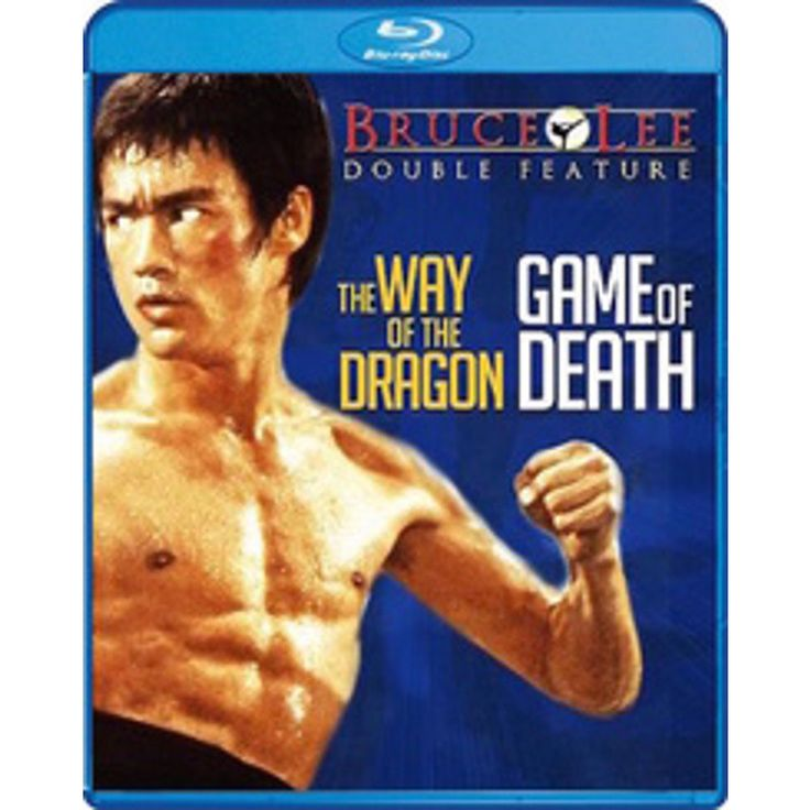 The Way of the Dragon/Game of Death Pack Blu-Ray