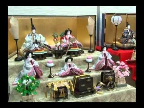 El Festival de las Muñecas Hina-matsuri (Audio Latino)