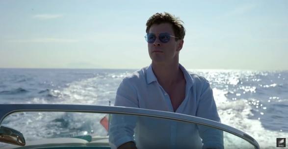Men in Black: International at Ischia Island - filming