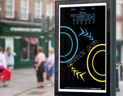 Tron Legacy Poster2012