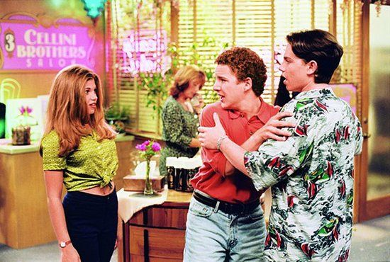 """Ben Savage: """"I think we all strive to be a little more like Feeny."""""""
