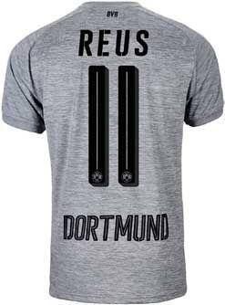 223a6009f31 2017/18 Puma Marco Reus Borussia Dortmund 3rd Jersey | Borussia ...