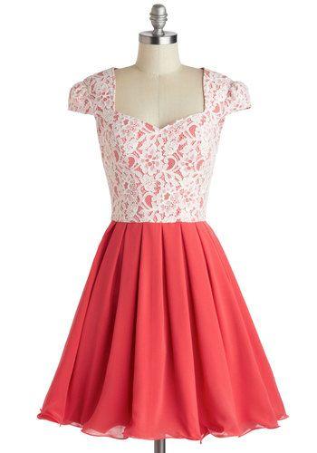 Loganberry Beautiful Dress