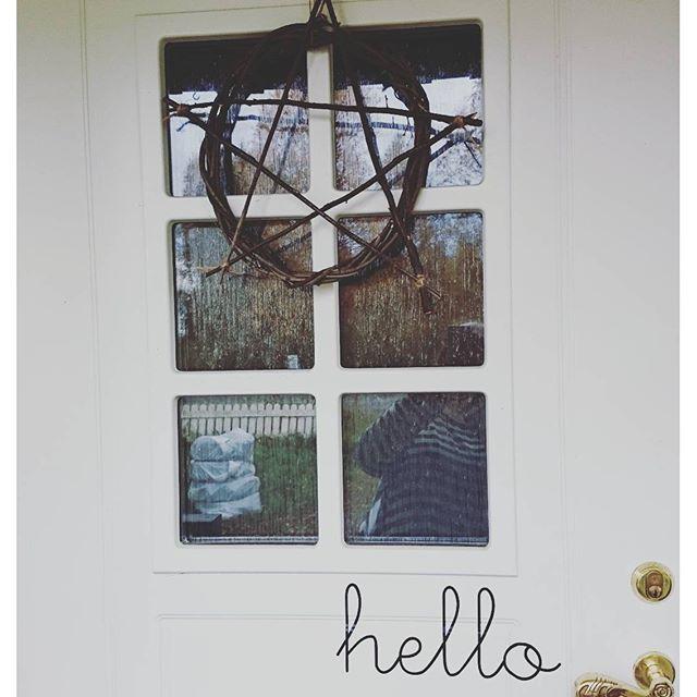 Dörrkrans av Milda Malin