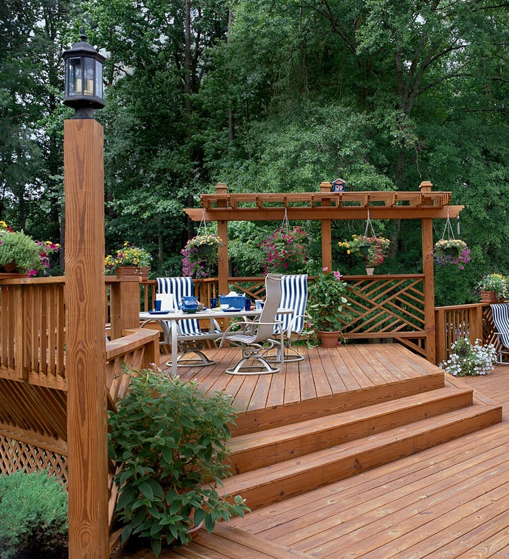 SUN DECK/Multi-level...there's nothing better than ...
