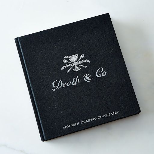 Just the name alone is enticing Death & Co. Cocktail Book, Signed Copy on Food52