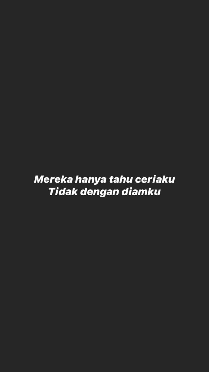 Pin Oleh Diandra Di Quotes Indonesia Di 2020 Kata Kata Indah