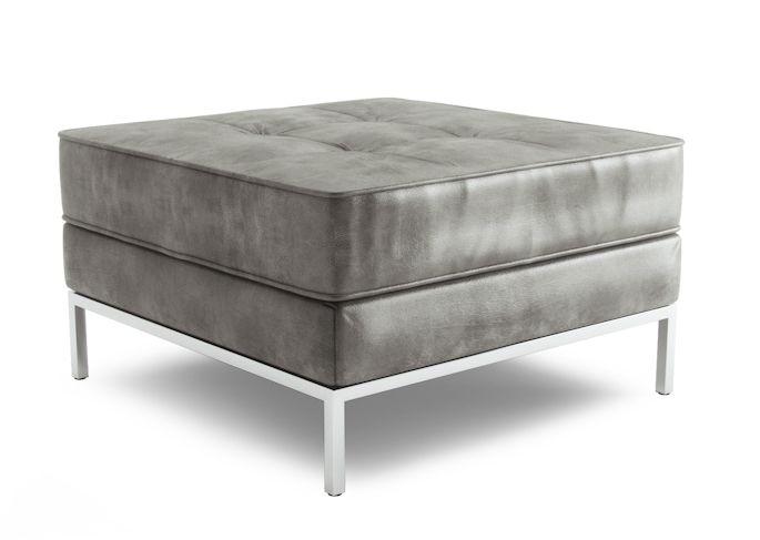 sullivan leather ottoman thrive furniture