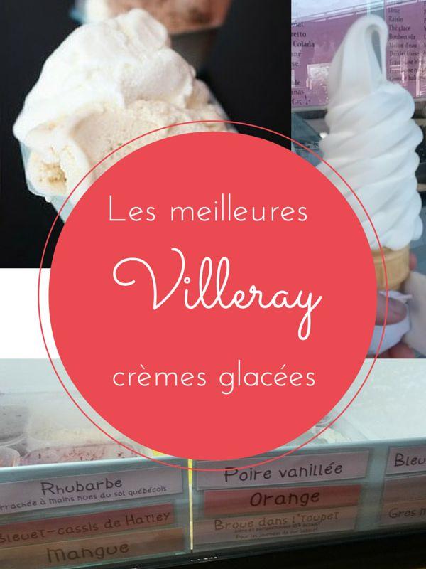 Les meilleures adresses de crèmeries et glaciers de Villeray, Montréal.