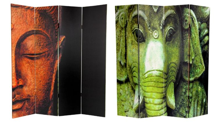 Browse these hand-picked beautiful room dividers and partition screens ranging from contemporary, to canvas & traditional Japanese.