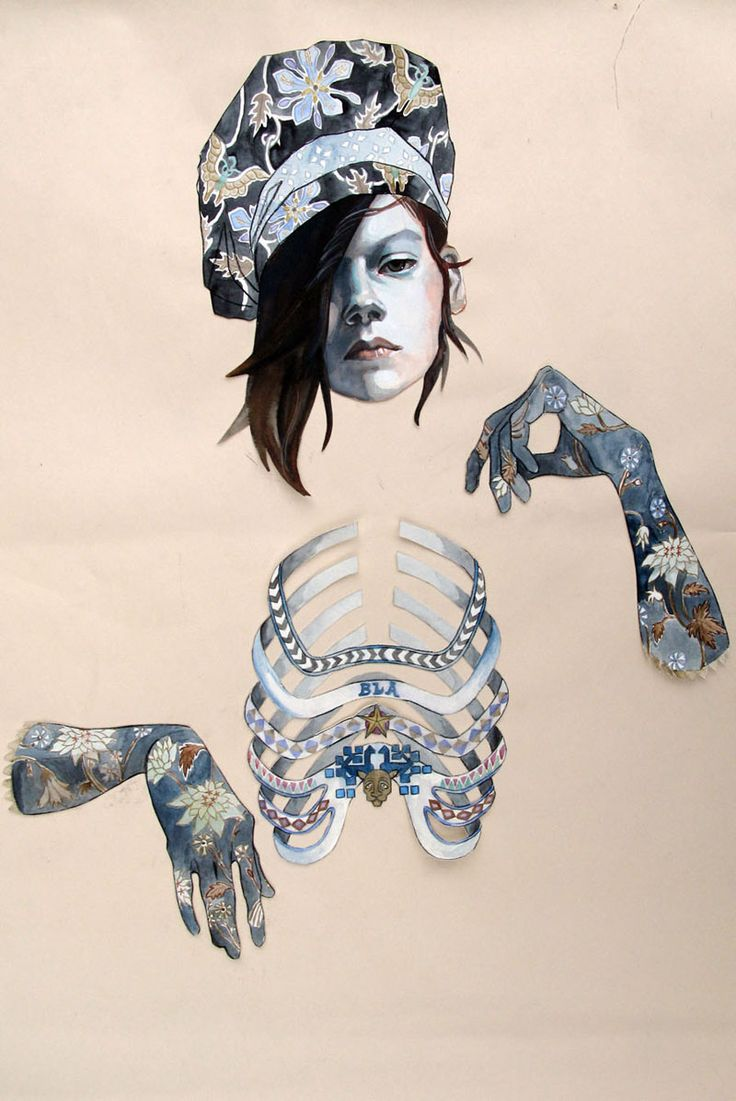 Anne Sofie Madsen's New Work