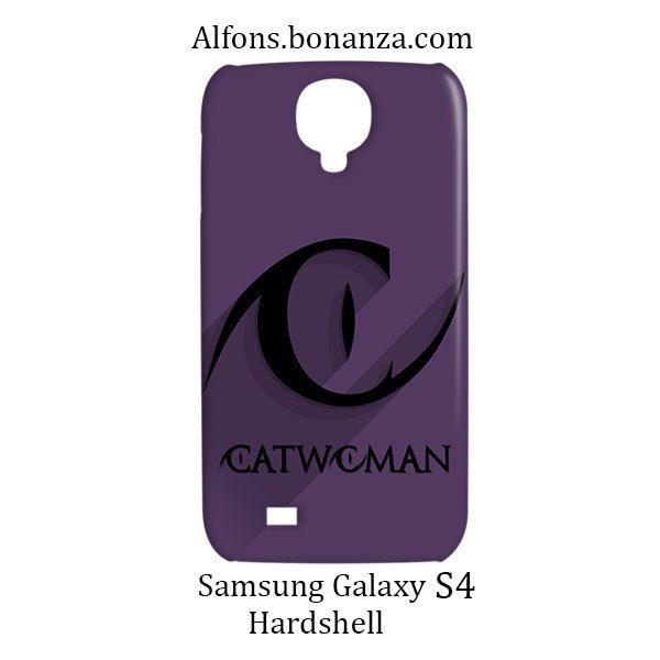 Catwoman Superhero Samsung Galaxy S4 S IV Hardshell Case