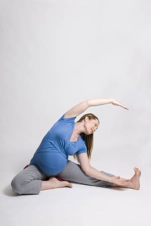 21 best prenatal yoga images on pinterest  prenatal yoga