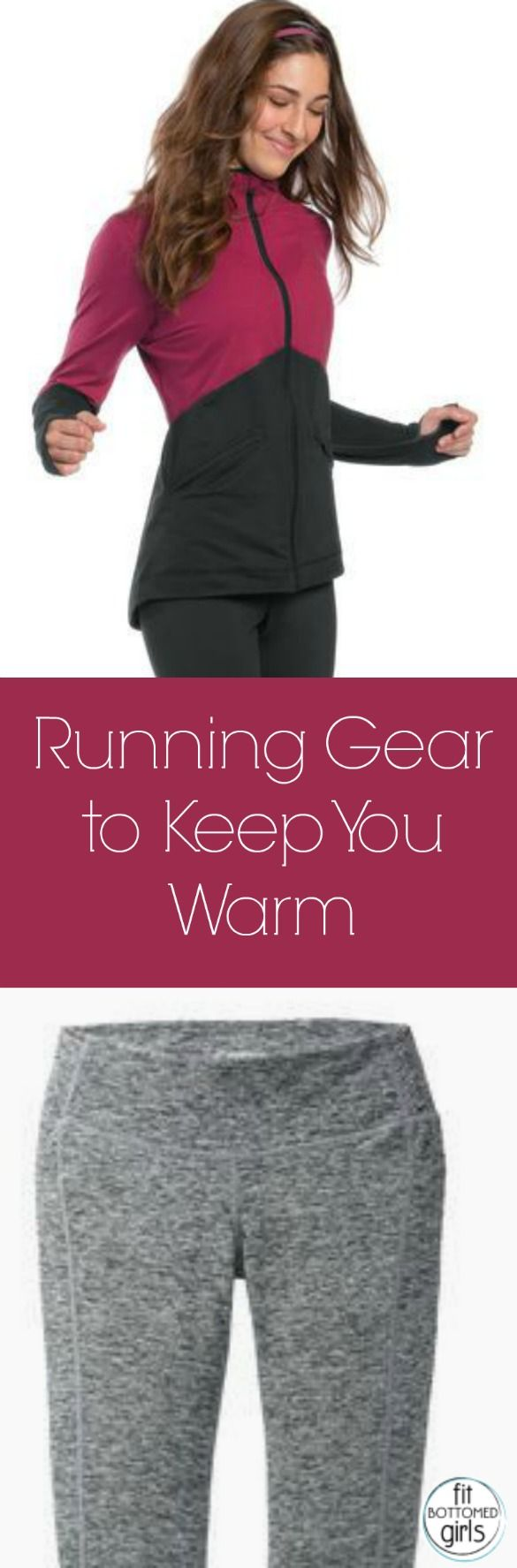 We loved last fall's running jacket --- and you can still get it for way less. | Fit Bottomed Girls