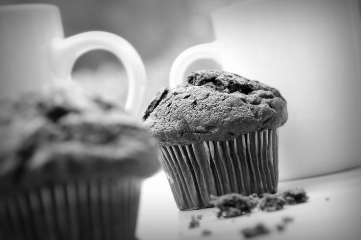 B&W MUFFINS by zibi t on 500px