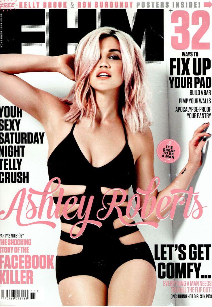 Ashley Roberts photoshoot for FHM Magazine - http://celebs-life.com/?p=40938
