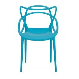 Replica Blue Masters Chair by Philippe Starck