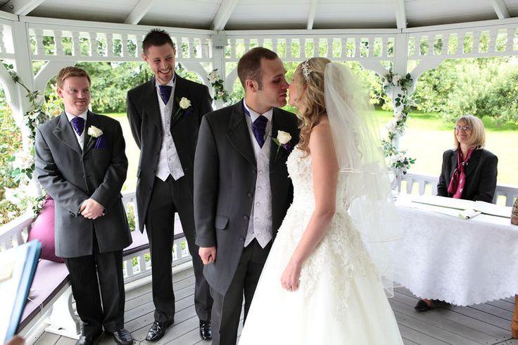 The Old Kent Barn wedding photographers