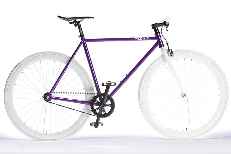 The Foxtrot by Pure Fix cycles