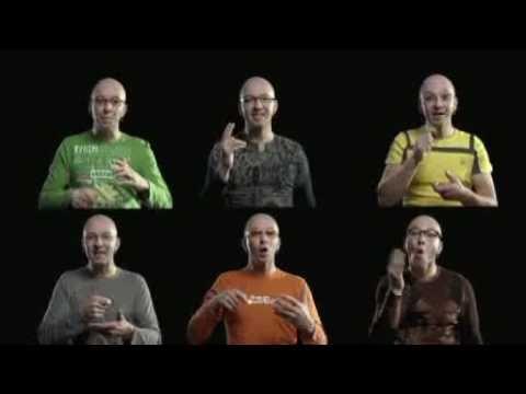 Vocal Percussion Samba/ DVD Ausschnitte
