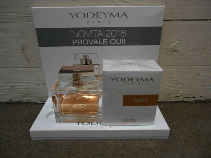 PROFUMO DONNA VANITY(39) BY YODEYMA  FORMATO 100 ML