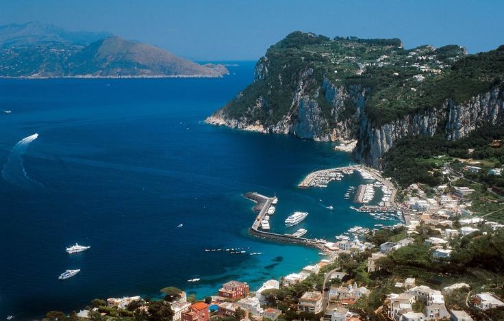 Italy Capri I need to go back !