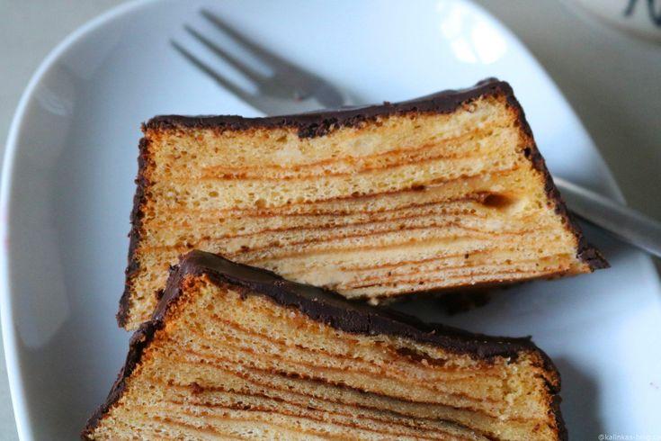 Baumkuchen ist perfekt zur Verwertung von übriggebliebenen Backzutaten, und wirklich backen für Angeber.