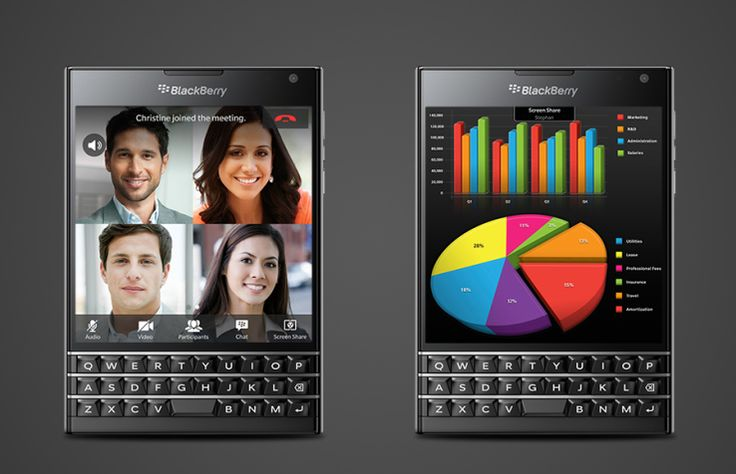 Blackberry introduces a cross platform voice and video teleconferencing app - BBM Meetings