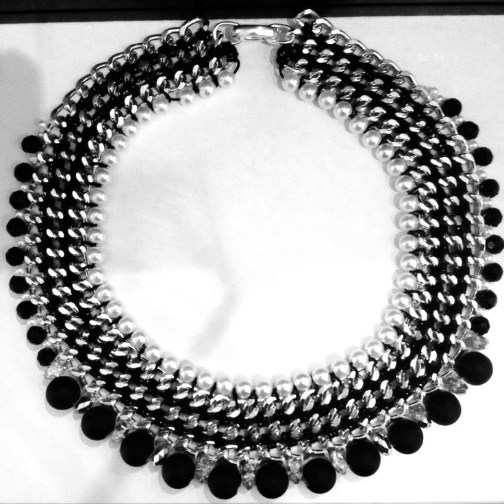 Another necklace for a hopefully happy costumer :-) handmade by me!