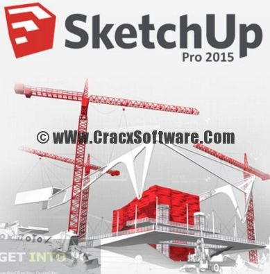 Sketchup Pro 2015 Crack + Serial Key Free Download may be the latest computer tool employed for drawing programs for interior planning, civil engineering.
