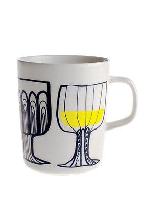Kippis mug by Marimekko