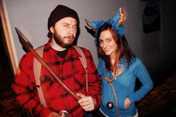 paul bunyan babe costume this is halloween