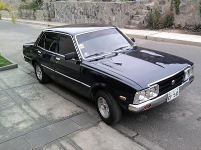 1977 Toyota Corona