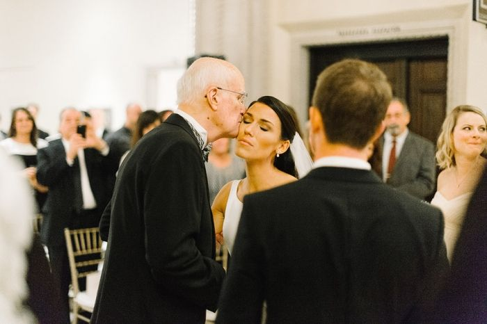 The Sweetest Father-Daughter Wedding Moments
