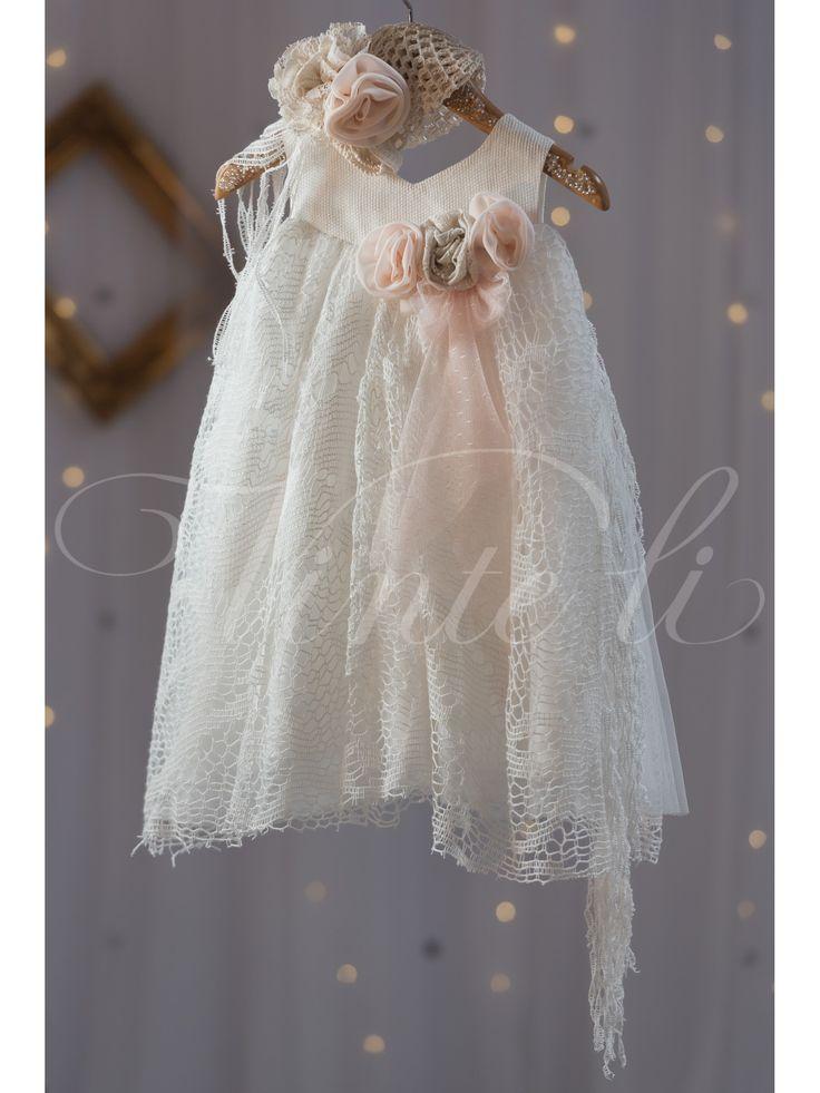 Christening Baptism Dress Vinteli 162524