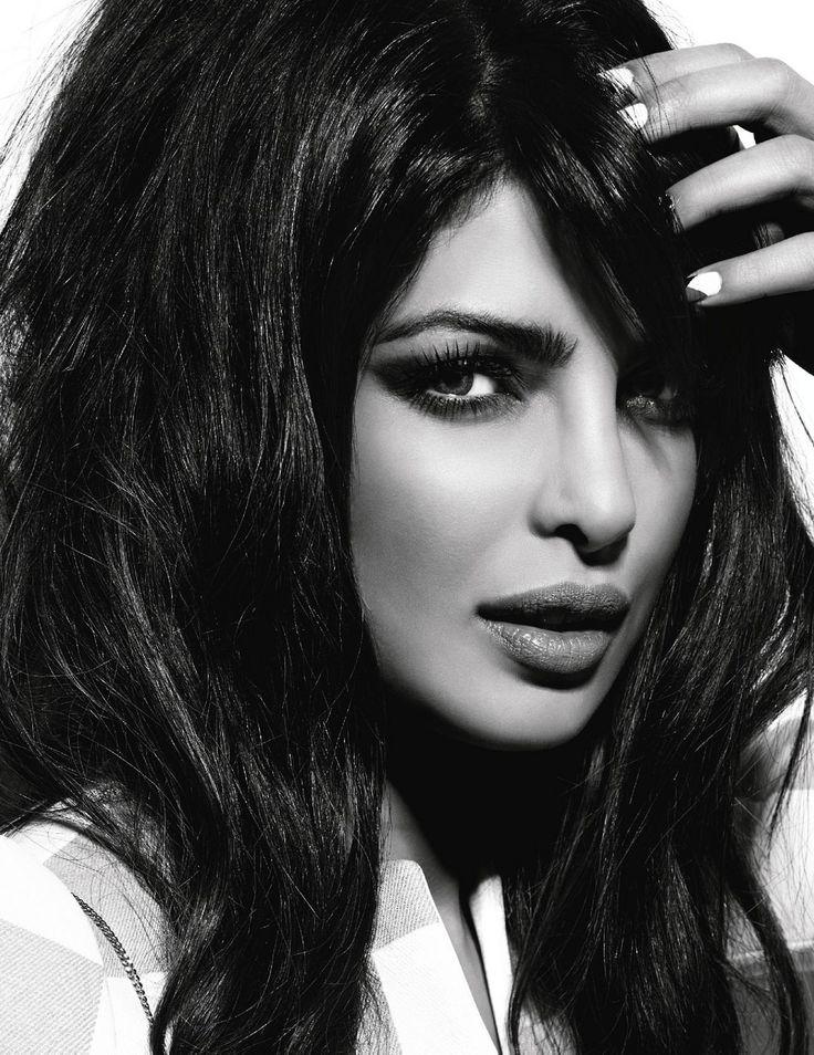 Priyanka Chopra Vogue Magazine Photoshoot Pics