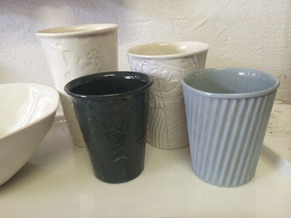 Porcelain Homewares by Mad Harriet. From $23