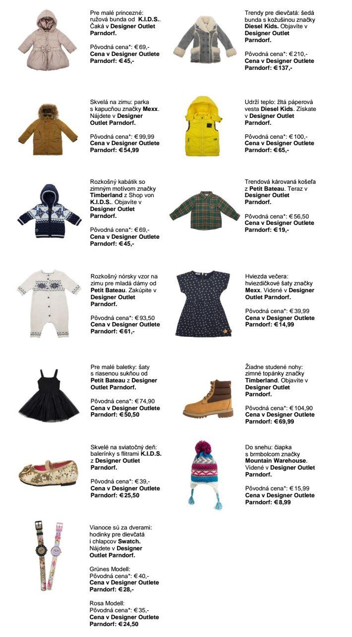 #kamzakrasou #sexi #love #jeans #clothes #dress #shoes #fashion #style #outfit #heels #bags #blouses #dress #dresses #dressup #trendy #tip #new #kiss #kisses Nápady na vysnívané darčeky od McArthurGlen Designer Outlet Parndorf - KAMzaKRÁSOU.sk