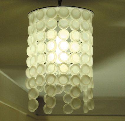 10 Δημιουργικοί τρόποι Ανακύκλωσης για τα πλαστικά καπάκια!   Φτιάξτο μόνος σου - Κατασκευές DIY - Do it yourself