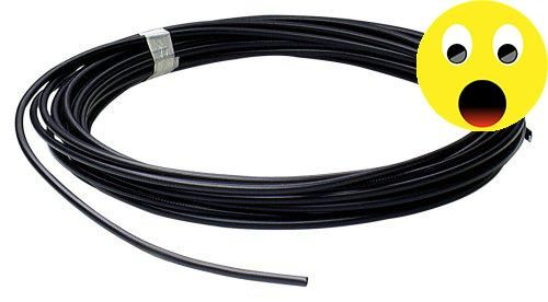 #onsale UGC50 Features: -Wire.-Use for underground electrical connection between fence #controller and fence line or for permanent gates. Color/Finish: -Color: B...