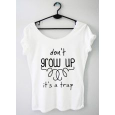 Time For Fashion Grow up / t-shirt biały