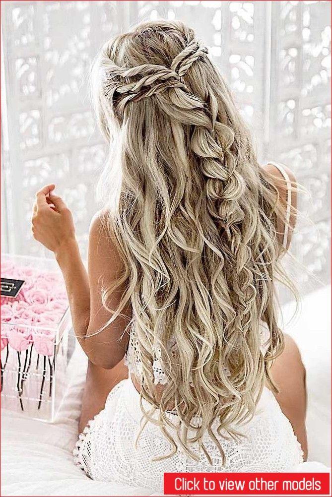 Inspiration For Prom Hairstyles Hair Hairdoforprom Hairstylesforprom Promhair Promhairstyles Promhai Frisur Hochzeit Geflochtene Frisuren Flechtfrisuren